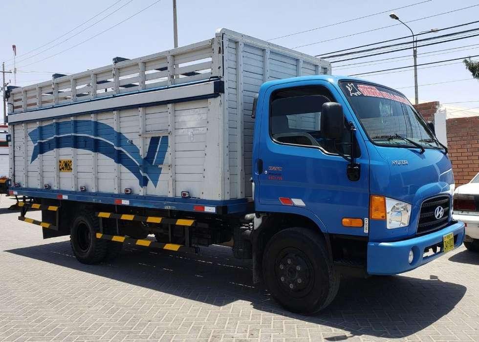 Vendo Camion Hyundai Hd78 de 5 Toneladas