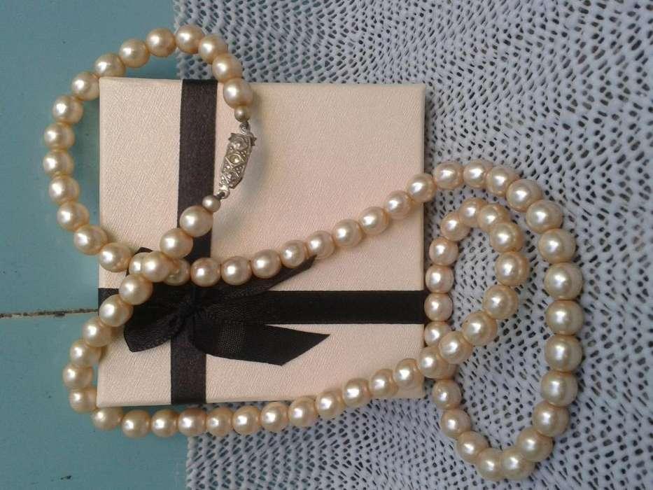 83d791e4c266 antiguo collar de  strong perla  strong s españolas broche ...