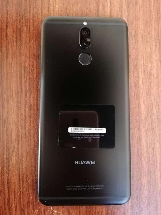 Vendo Huawei Mate 10 lite 64GB LIBRE IMPECABLE