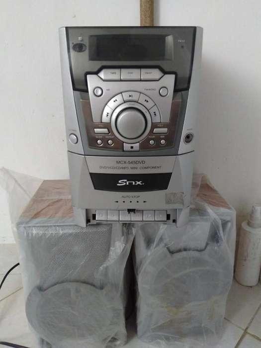 Mini Componente,mp3,dvd,radio.