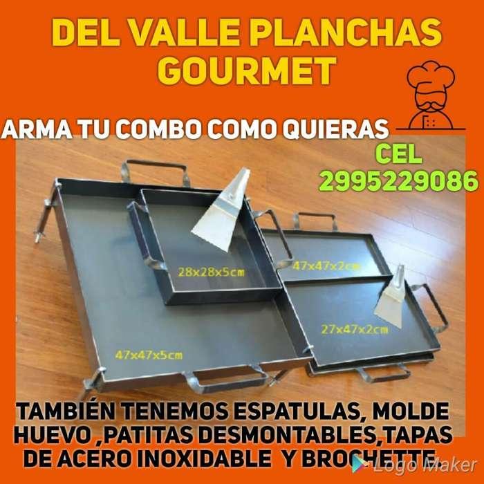 Del Valle Planchas Gourmet