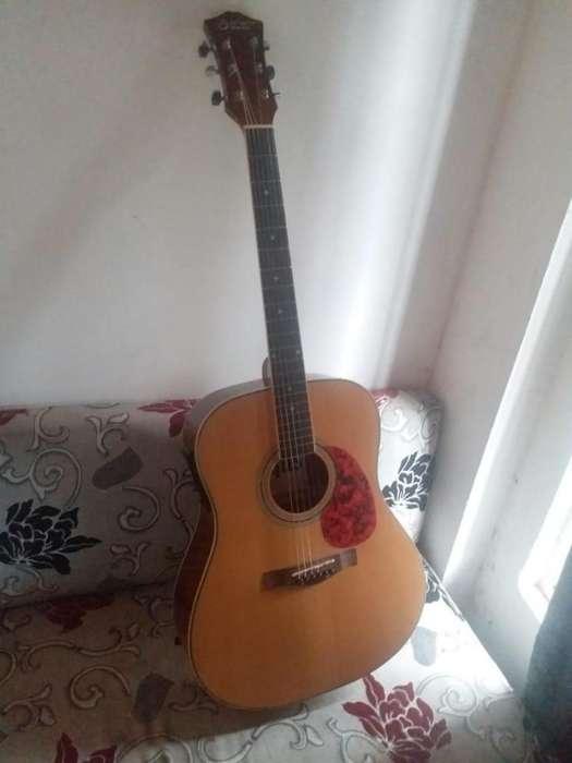 Guitarra Folk Electroacústica