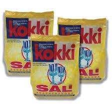 SAL REGENERADORA <strong>lavavajillas</strong> KOKKI X 1KG
