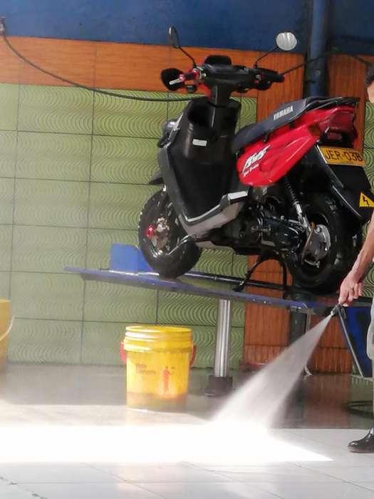se vende moto bws 2008 2 tiempos