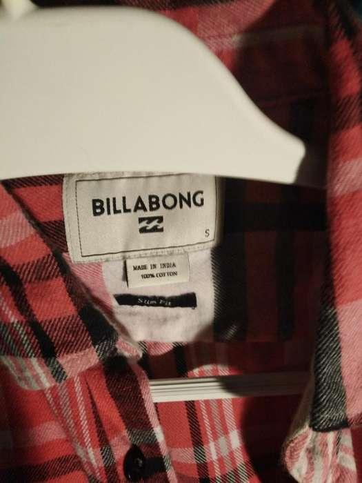 Camisa Billabong Talla Small