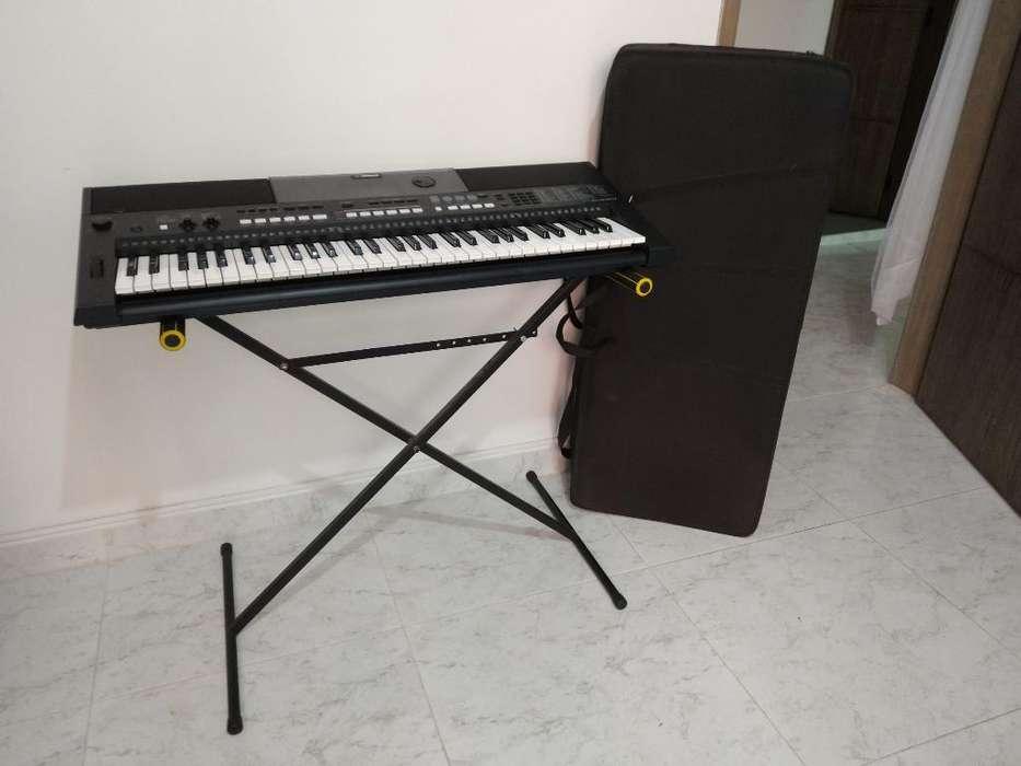 Vendo Teclado Electrónico Yamahapsr-e433