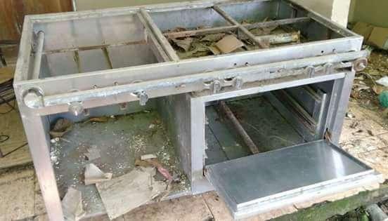 reparacion estufas residenciales e industriales