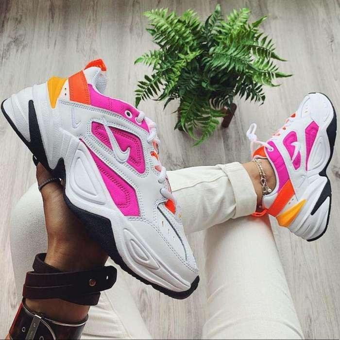 Zapatillas Nike Tekno Dama Y Hombre