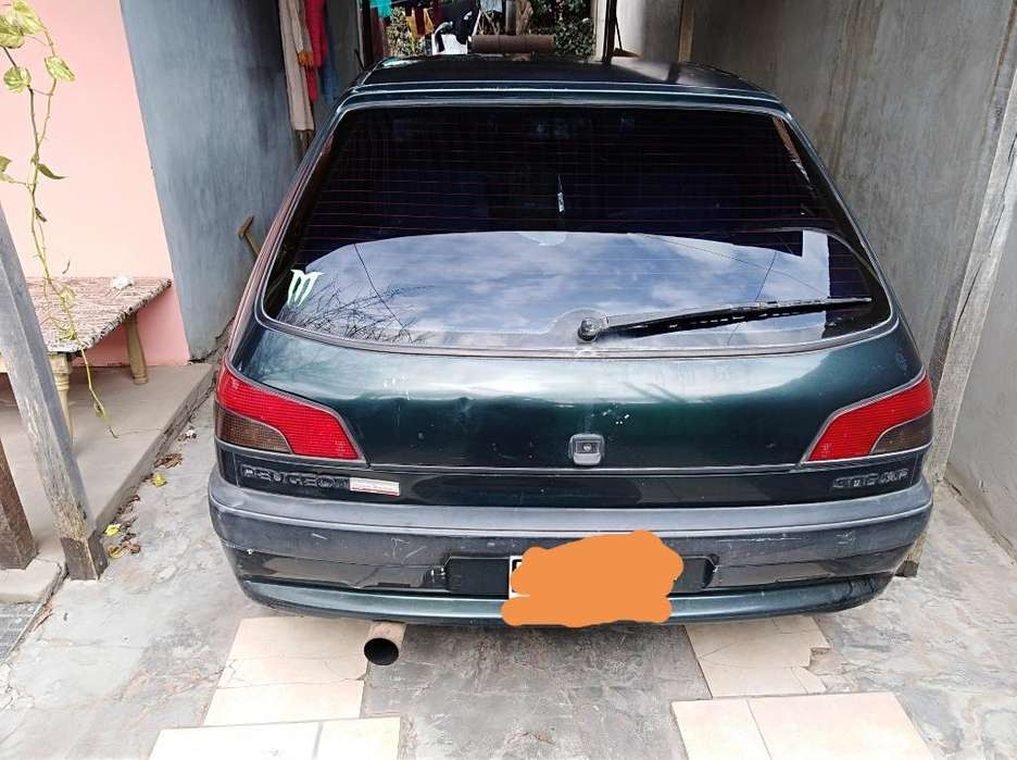 Peugeot 306 1997 - 11111111 km