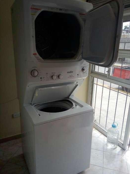 Lavadora Secadora Eléctrica Mabe