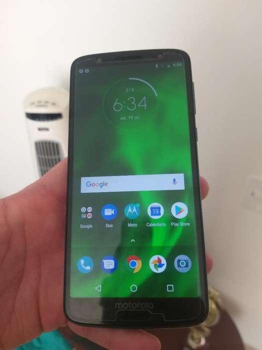 Moto G6 Dual Sim Como Nuevo
