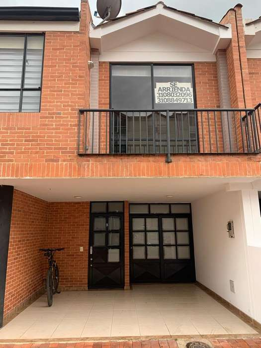Casa en Buganvilleas en Facatativa