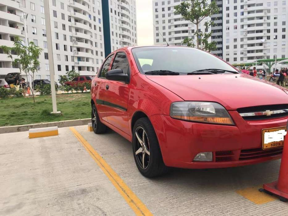 Chevrolet Aveo 2008 - 126000 km