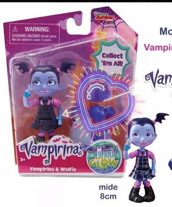 Vampirina Y Gregoria Original Disney
