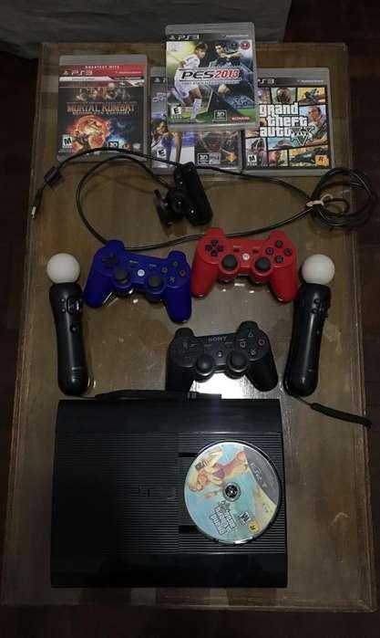 Play Station 3 Ps3 Excelente Estado