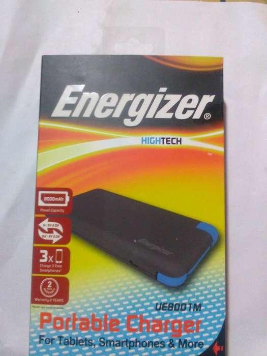 Cargador Universal Energizer
