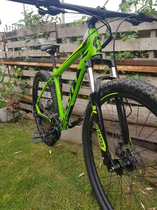 bicicleta scott rod 29