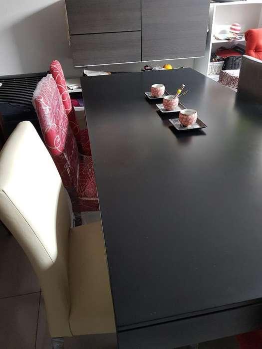 Mesa de 2x90 Laqueada