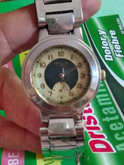 Reloj Invicta Mecánico Antiguo Barato