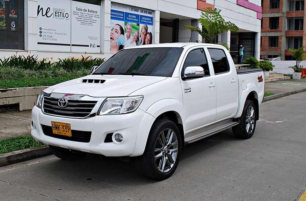 Toyota Hilux 2014 - 87000 km