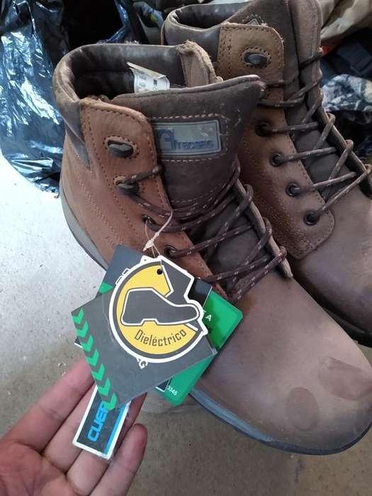 Vendo Zapatos de Seguridad Ingeniería