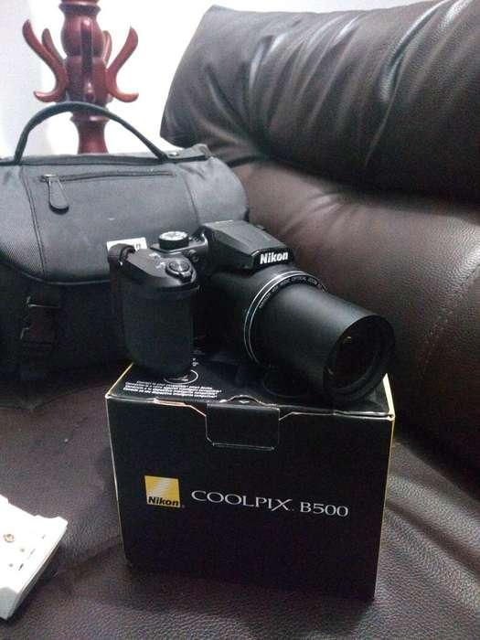 Vendo <strong>camara</strong> Nikon B500
