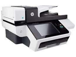 Hp Escáner De Documento Hp Digital Sender Flow 8500 Fn1, 600