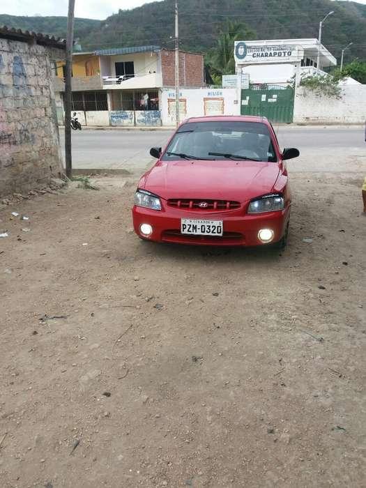 Hyundai Accent 2002 - 123454 km