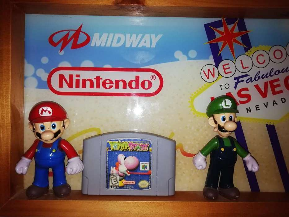 Retrobite Yoshi Story Nintendo 64