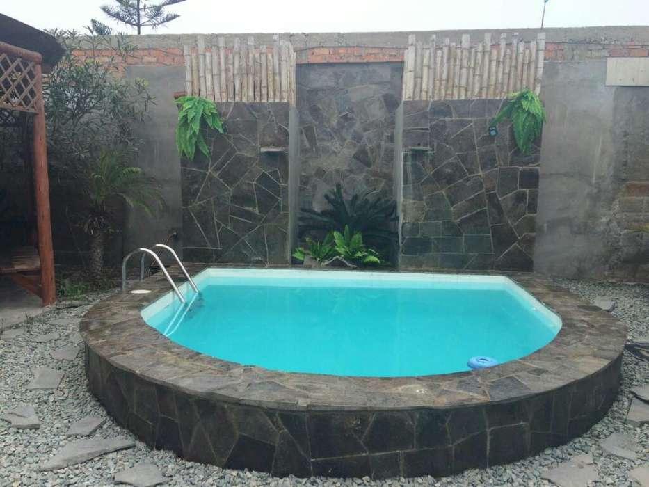 Alquilo Casa de Playa (Disponible Año Nuevo)