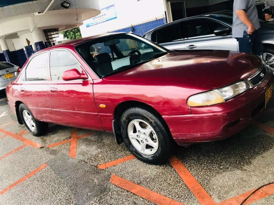 Mazda 626 1993 - 99000 km