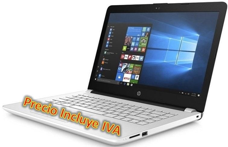Laptop Portátil Hp Core I3 14bs011la 8gb 1tb Led 14, I5 i7 PRECIO INCLUYE IVA ENTREGA A DOMICILIO
