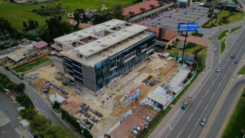 Venta Oficinas estrenar en Chia, exclusivo Centro de <strong>negocio</strong>s frente al CC Fontanar 18-00184