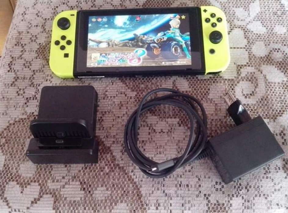 Nintendo Switch Flasheada