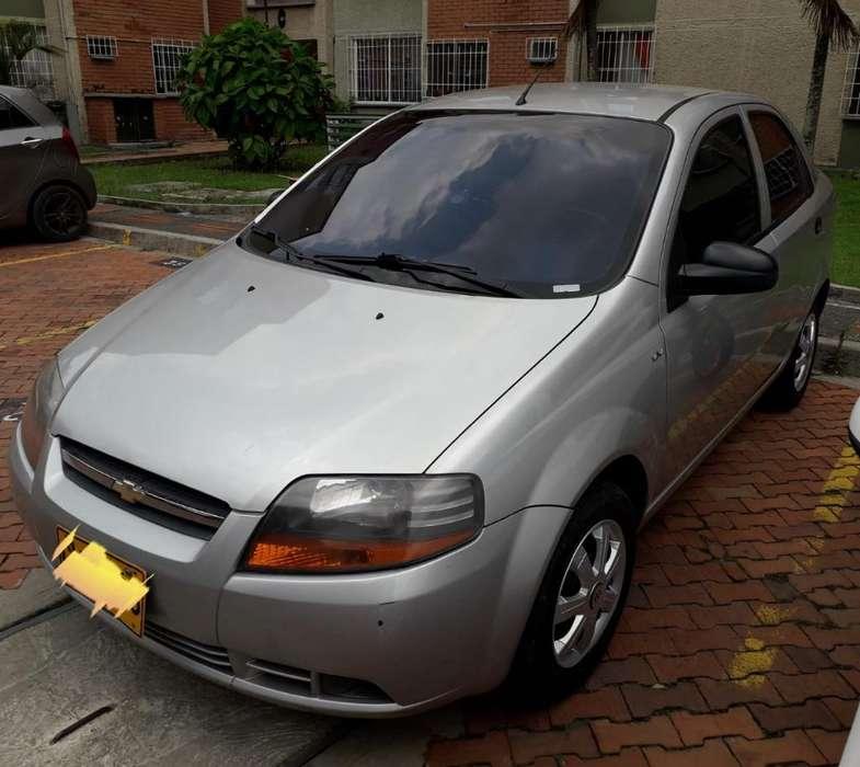 Chevrolet Aveo 2009 - 82000 km