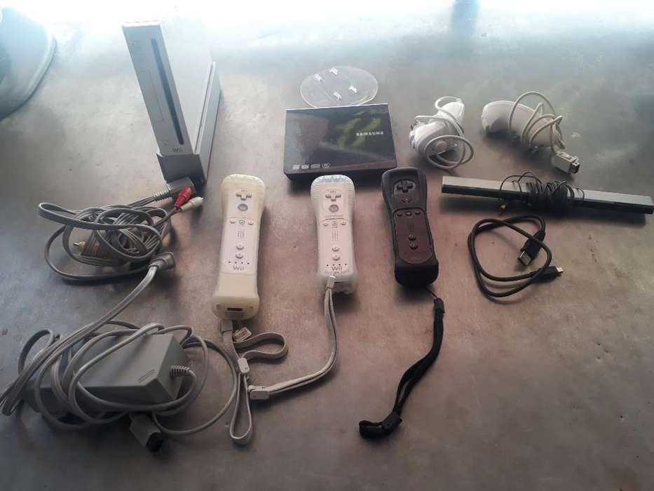 Vendo iPod Y Consola Wii