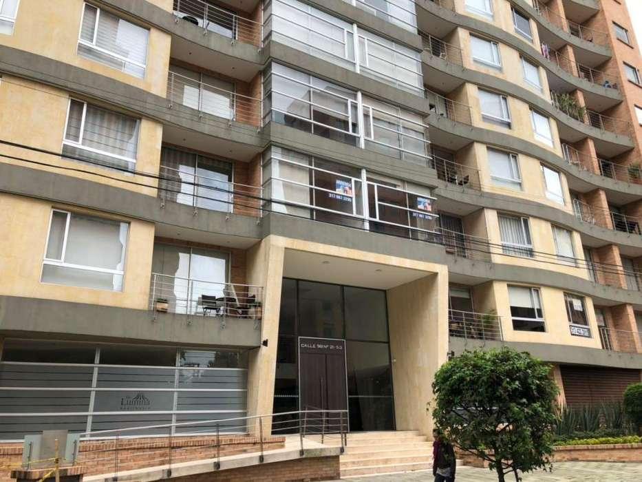Apartamento amueblado en arriendo Chico Norte, Bogotá