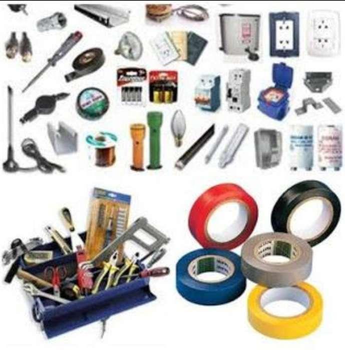 Materiales Electricos por Mayor Y Menor