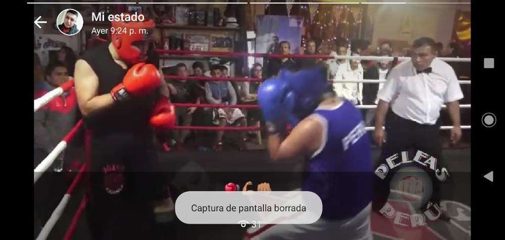 Clases de Boxeo
