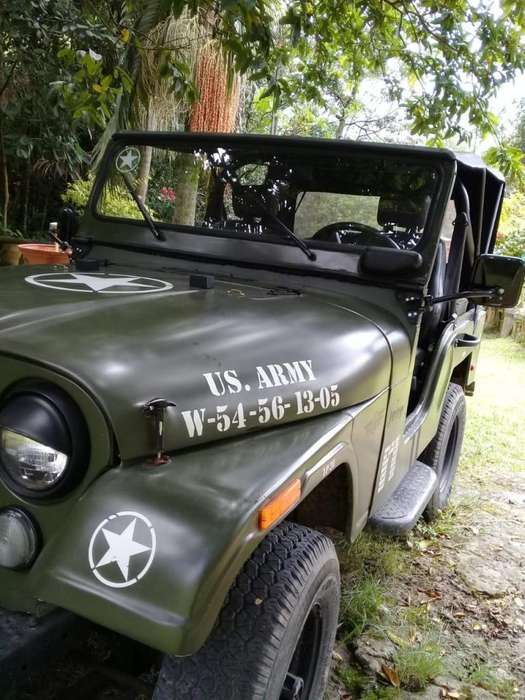 <strong>jeep</strong> Willys 1974 - 123123 km