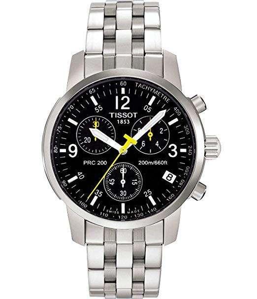 Reloj Tissot PRC 200 Cronografo Nuevo Original