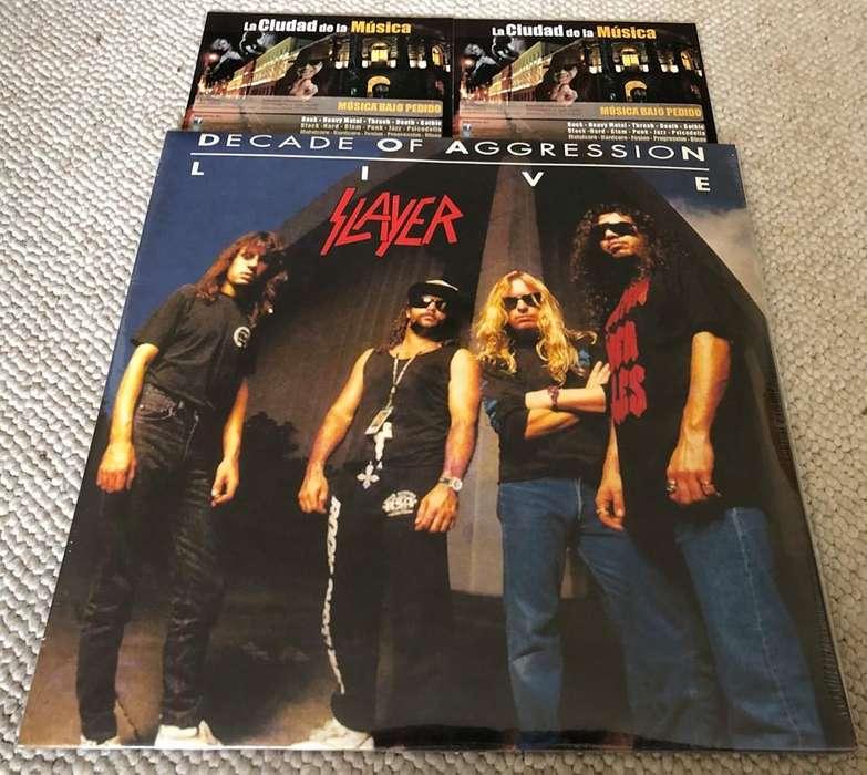 LP'S DE VENTA!!! Slayer