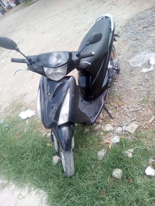Vendo Moto Suzuki Step 125