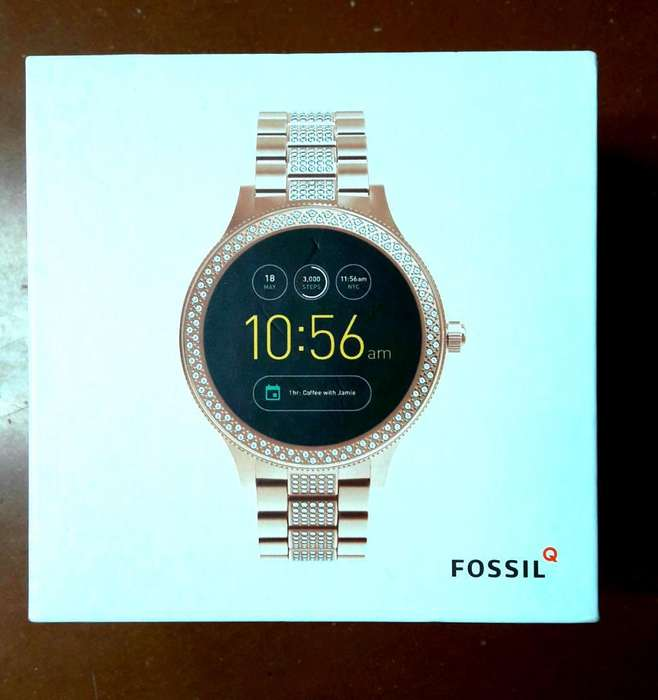 Reloj Fossil Gen 3 Mujer <strong>oro</strong>