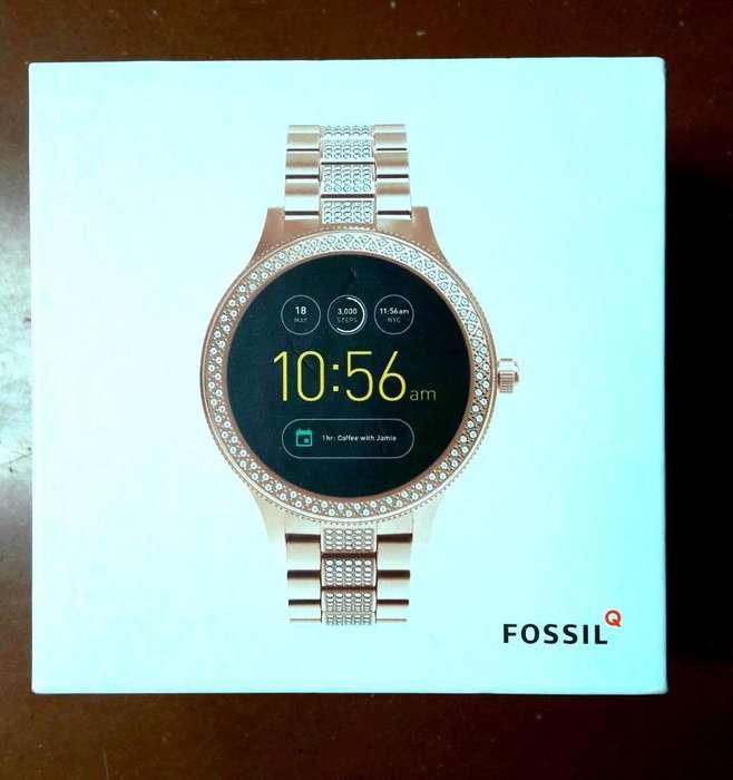 Reloj Fossil Gen 3 Mujer Oro