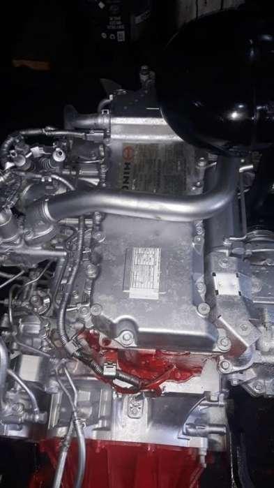 MOTOR DIESE // HINO 500 FC