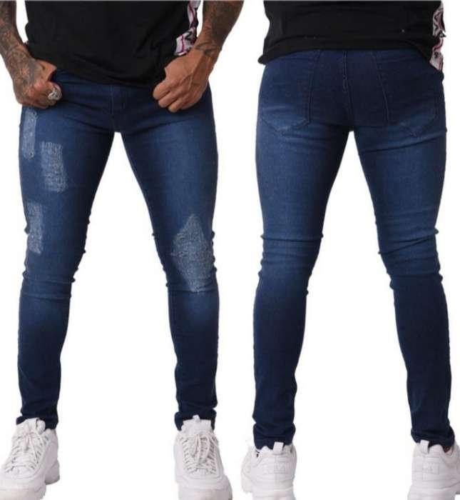 Jeans Chupin