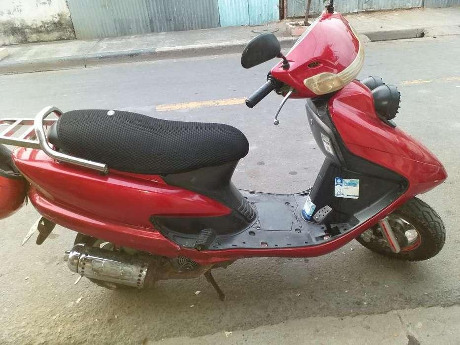 Vendo Moto Pasola 125 Tecno