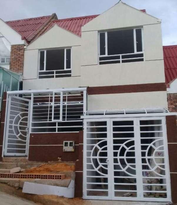 Vendo Hermosa Casa Cerca de Uptc