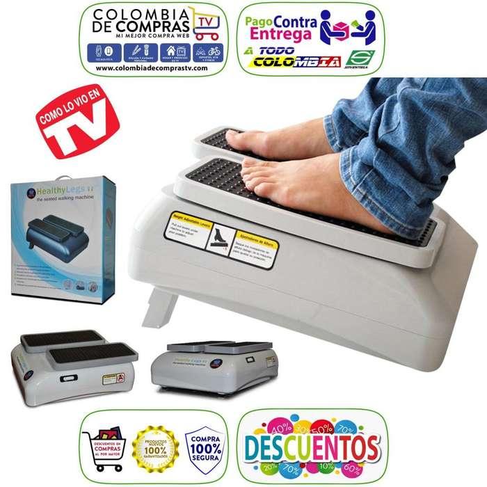 Masajeador Pies Tv Exercise Healthy Legx Estimulante Nuevos, Originales, Garantizados..